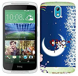 WOW Printed Designer Mobile Case Back Cover For HTC DESIRE 526 / 526G PLUS