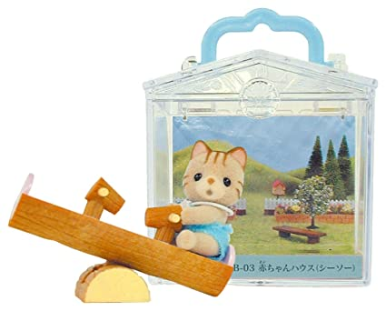 Sylvanian Families Baby House seesaw (japan import)
