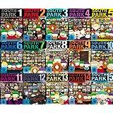 South Park Staffel 1-15 im Set - Deutsche Originalware [45 DVDs]