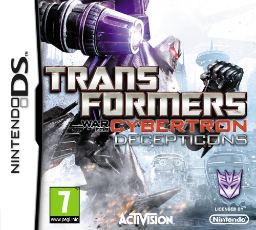 Transformers: War for Cybertron - Decepticons (Nintendo DS)