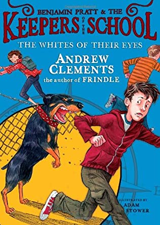 book cover of The Whites of Their Eyes