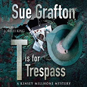 T is for Trespass Audiobook