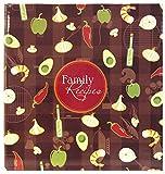 MBI 3-Ring Bound Scrapbook Kit - Family Recipes