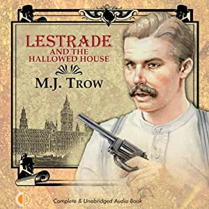 Lestrade and the Hallowed House Audiobook