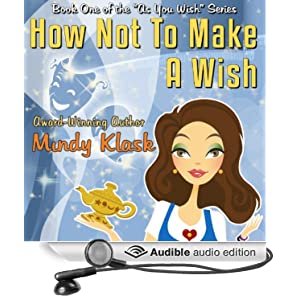 As You Wish 1 - How Not to Make a Wish - Mindy Klasky