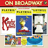 2015 On Broadway Wall Calendar