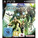 "Enslaved: Odyssey to the Westvon ""NAMCO BANDAI Partners..."""