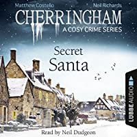 Secret Santa (Cherringham - A Cosy Crime Series: Mystery Shorts 25) audio book