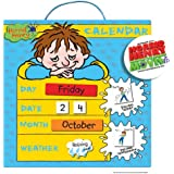 Doowell Activity Charts Horrid Henry Magnetic Calendar (Small)