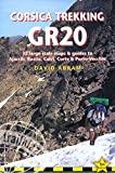 Corsica Trekking GR20 (Trailblazer Trekking Guides) (1873756984) by Abram, David