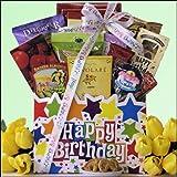 Happy Birthday: Sweets & Treats Birthday Gift Basket