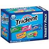 Trident® Variety Pack - 15 packs