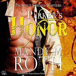 Parker's Honor Audiobook