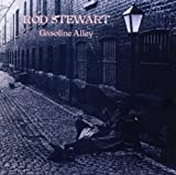 Rod Stewart Album - Gasoline Alley (Front side)