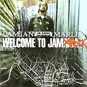 """Welcome to Jamrock by Damian Marley Damian """"Jr. Gong"""" Marley"""