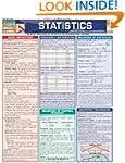 Statistics Laminate Reference Chart:...