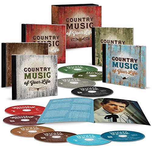 Don Gibson - Country Music Of Your Life (10-Cd Box Set) - Time Life - Zortam Music