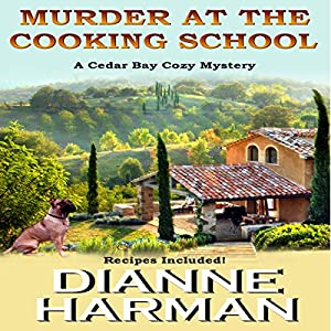Murder at the Cooking School Audiobook