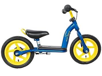 VIPER Tricycle 12 pouces (Design: Bleu/Jaune Acier) Vélo Enfant