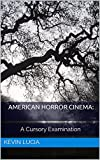 img - for American Horror Cinema book / textbook / text book