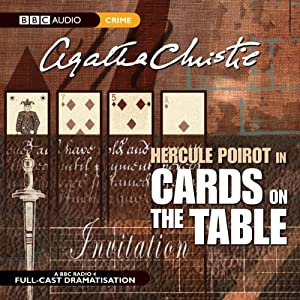 Cards on the Table (Dramatised) | [Agatha Christie]