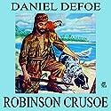 Robinson Crusoe Hörbuch von Daniel Defoe Gesprochen von: Karlheinz Gabor