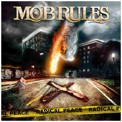 Radical Peace by Mob Rules (2010) Audio CD