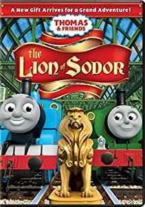Thomas & Friends: The Lion of Sodor (Bilingual) [Import]