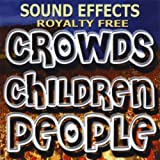 Crowds, Children, People Sound Effects