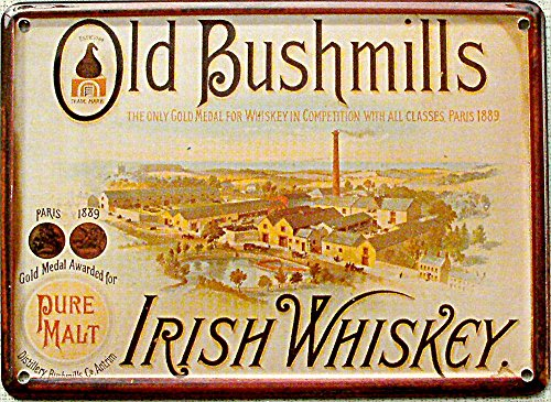 mini-bushmills-nostalgic-irish-whiskey-old-usine-11-x-8-cm