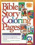 img - for Bible Story Coloring Pages 1 (Coloring Books) book / textbook / text book