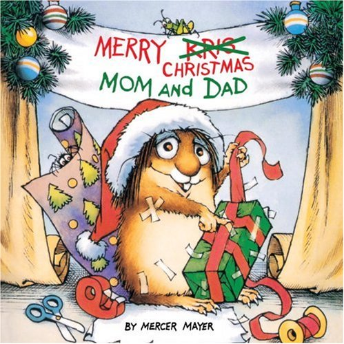 Merry Christmas, Mom and Dad (Little Critter) (Look-Look), Buch