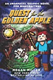 img - for Quest for the Golden Apple: An Unofficial Graphic Novel for Minecrafters book / textbook / text book