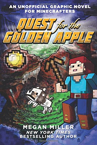 Quest for the Golden Apple: An Unofficial Graphic Novel for Minecrafters (Life Quest Book compare prices)