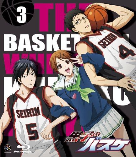 黒子のバスケ 3 [Blu-ray]