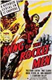 King of the Rocket Men - 映画ポスター - 11 x 17