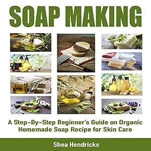 Soap Making Audiobook