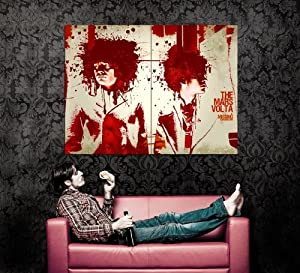 XD7184 The Mars Volta Progressive Rock Band Splashes Art Music HUGE GIANT WALL Print POSTER