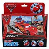 Disney Pixar Cars 2 Movie Klip Kitz Mini Kit [Lightning McQueen]