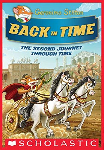 Geronimo Stilton - Geronimo Stilton Special Edition: The Journey Through Time #2: Back in Time