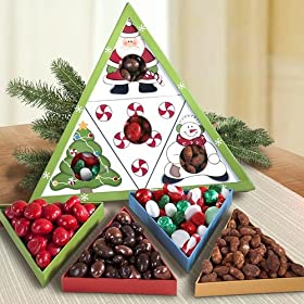 Gourmet Treat Christmas Gift Box Set: Amazon.com