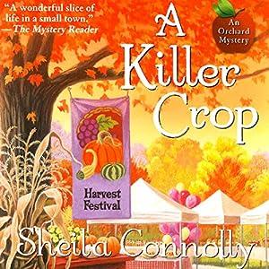 A Killer Crop: An Orchard Mystery | [Sheila Connolly]