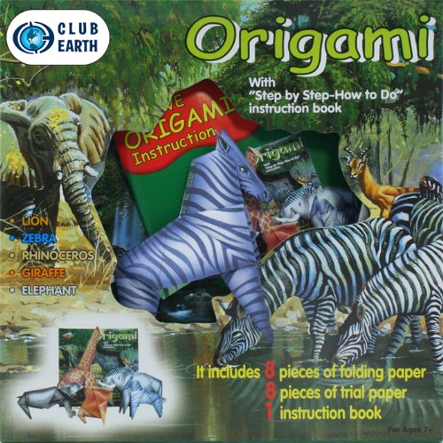 Play Visions Safari Origami - 1