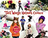 Goldfish Helmet Cover: Tail Wags Helmet Covers Make It Fun For Kids and Adults To Wear Safety Helmets. 1 Size Fits All Adult and Child Sports Helmets. Hand Made In Canada.