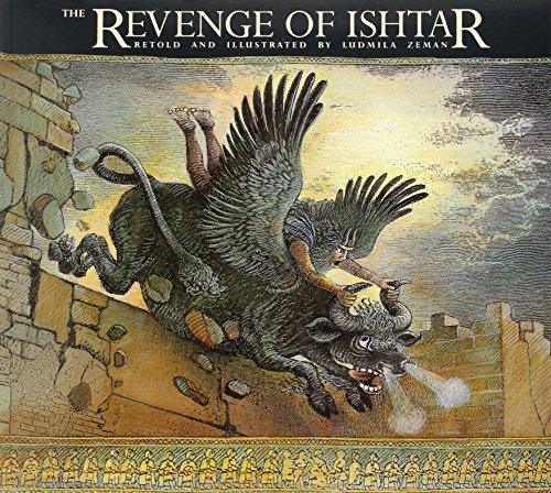 The Revenge of Ishtar (Epic of Gilgamesh (Paperback))