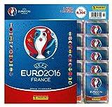 Toy - Euro 2016 France Sticker Starter-Set: Starter-Set mit Album und 10 T�ten