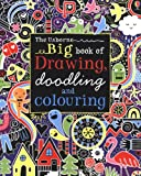 Fiona Watt Big Book of Drawing, Doodling and Colouring (Usborne Drawing, Doodling and Colouring)