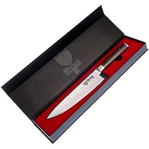 Ōkami kitchen knives