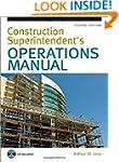 Construction Superintendent Operation...