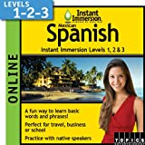 Product B00CUKME70 - Product title Instant Immersion Mexican Spanish - Level 1, 2 & 3 (2-year subscription) [Download]